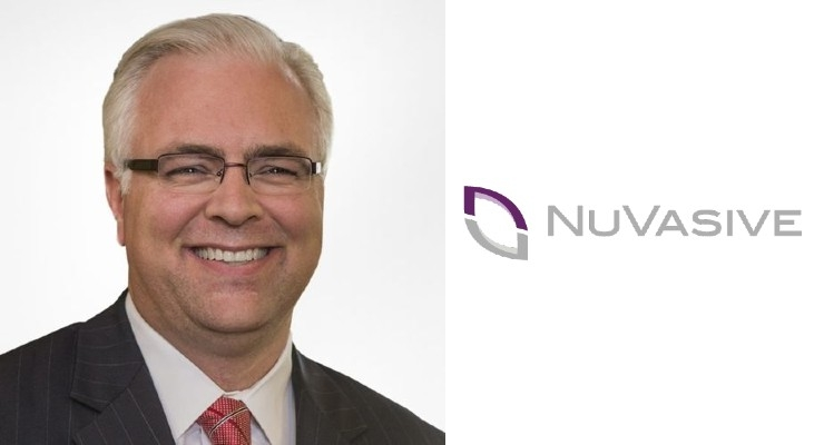 NuVasive Appoints New CFO