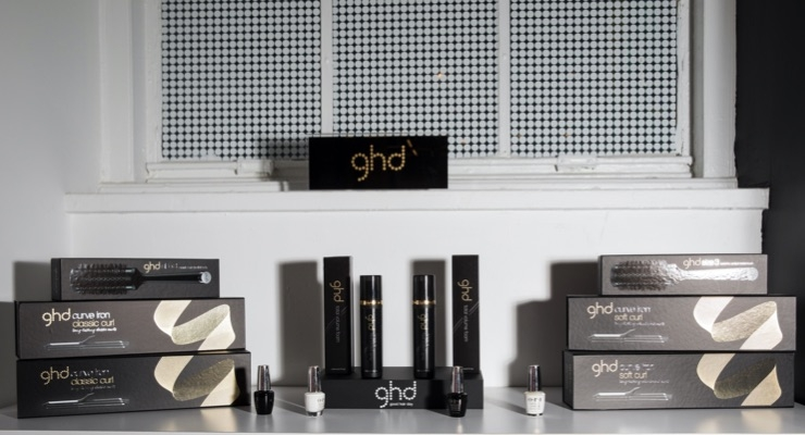 OPI x ghd Beauty Bar Debuts in NYC