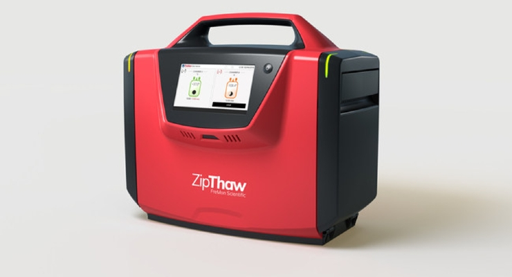 ZipThaw Receives FDA Clearance