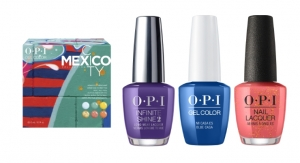 OPI Finds Inspiration in Mexico City