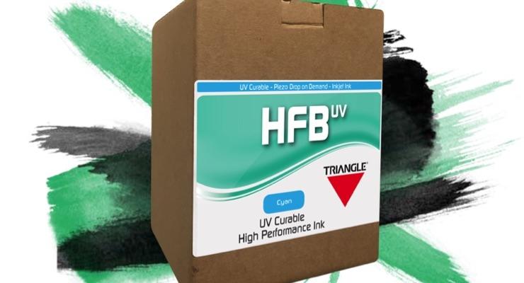 INX Spotlights TRIANGLE HFB UV Curable Ink at FASTSIGNS International Convention