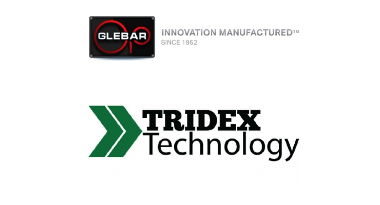 Glebar Company Announces the Acquisition of Tridex Technology