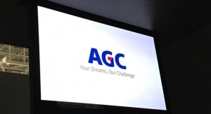 JOLED Display Adopted for AGC's Ultra-thin Glass Signage infoverre Paper-like Screen Series