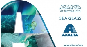 Introducing Sea Glass: Axalta's 2020 Automotive Color of the Year