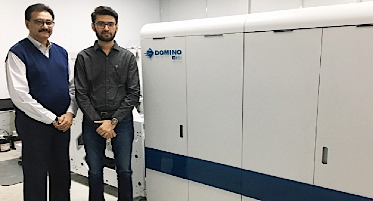Domino installs first N610i in India