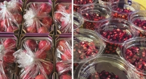 Sustainable Packaging Innovation Designed to Extend Pomegranate Season