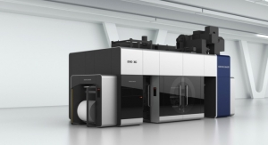 Koenig & Bauer Flexotecnica Launches Evo XC Compact CI Flexo Press