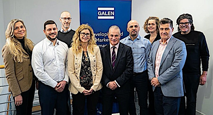 Galen Acquires POA Pharma