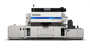 Epson's Newest UV Digital Label Press Available
