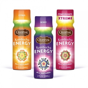 Kombucha Energy Shots