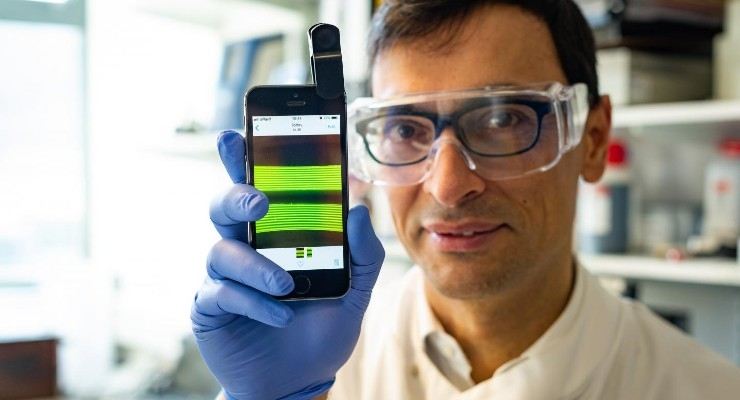 Smartphone Cameras Can Speed up UTI Diagnosis