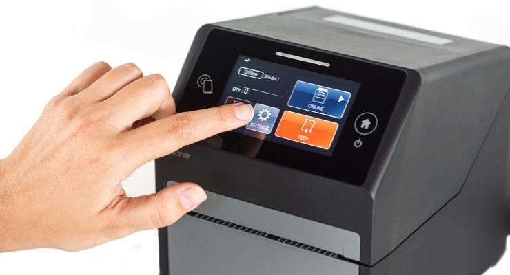 SATO Launches CT4-LX Smart Mini Label Printer