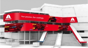 Axalta Introduces New Look at Daytona International Speedway