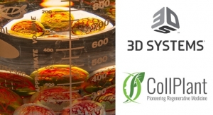 3D Systems & CollPlant Partner to Create Bioprinted Tissues and Scaffolds