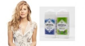 Crystal Taps New Brand Ambassador