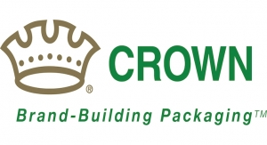Crown Commits to 20% Reduction in Water Usage By 2025