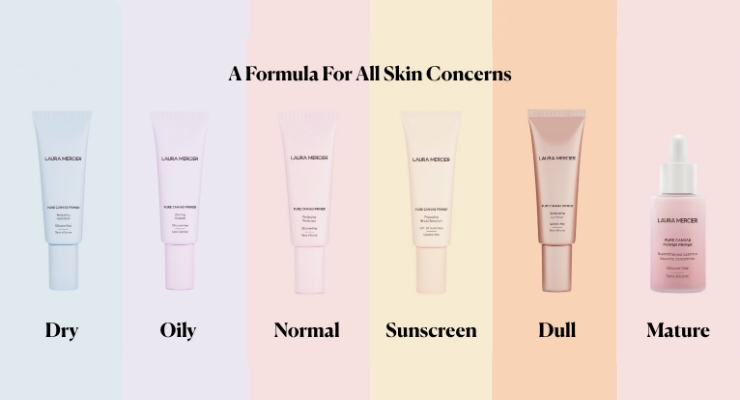 New Primers from Laura Mercier