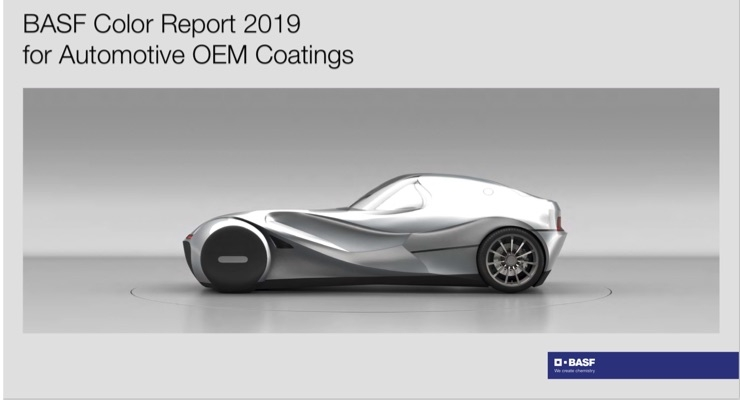 BASF: White Still Dominates 2019 Automotive Color Distribution Analysis