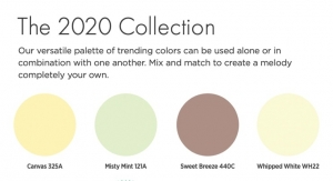 Pratt and Lambert's 2020 Color Collection
