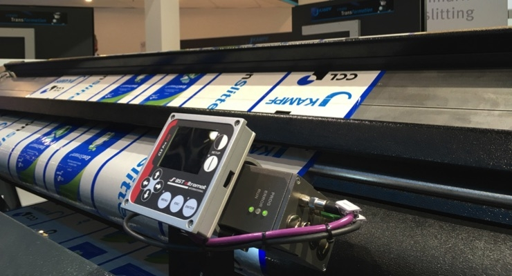 BST eltromat and partners promote Converting 4.0