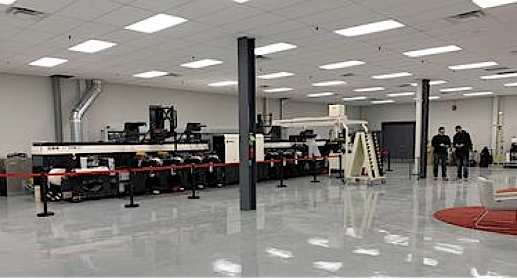 MPS Systems North America to debut new facility