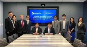 GenScript, Genopis Enter Strategic Mfg. Pact
