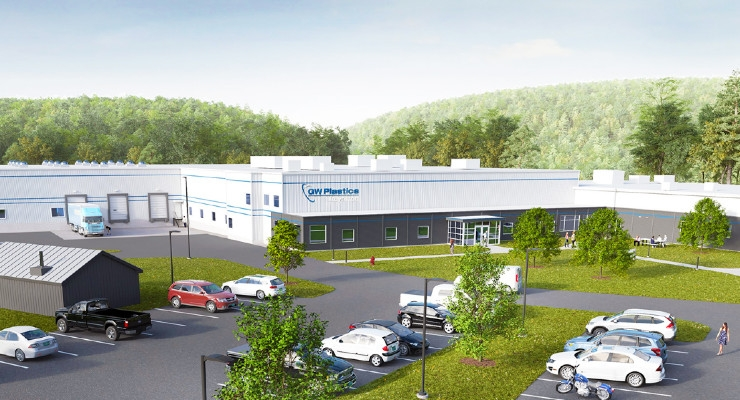 GW Plastics Completes Manufacturing and Tech Center Expansion