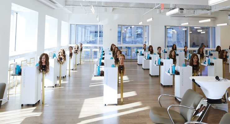 Moroccanoil Opens Academy In NYC To Inspire Next Gen Hairstylists