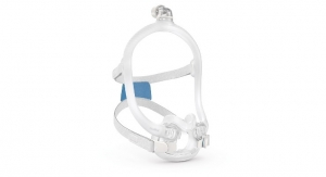 ResMed Launches Tube-up Full Face CPAP Mask