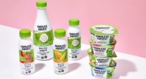 Harmless Harvest Enters Yogurt Alternative Market