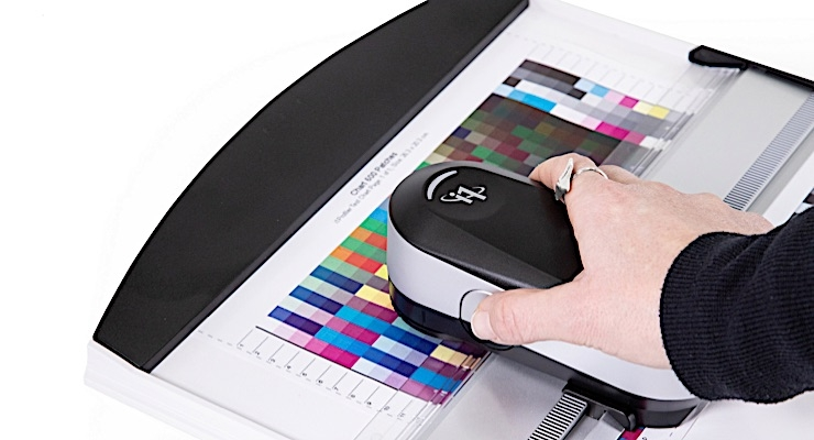 X-Rite releases redesigned i1Pro 3 spectrophotometer