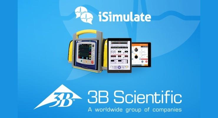 3B Scientific Buys iSimulate