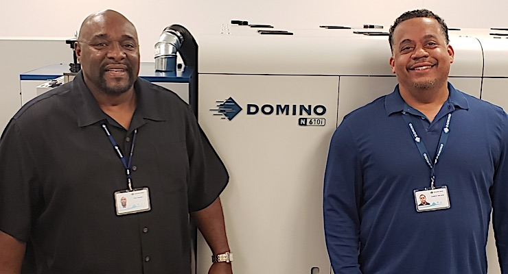 Domino welcomes two to service and support team