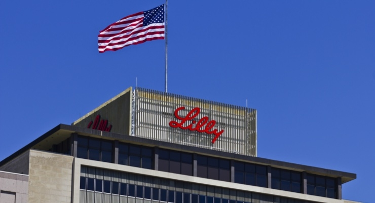 Lilly Strengthens Parenteral Manufacturing Operations
