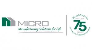 Micro Celebrates 75 Years