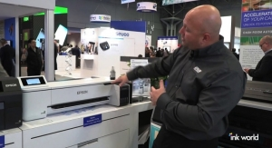 Epson Showcases SureColor T3170 at NRF 2020
