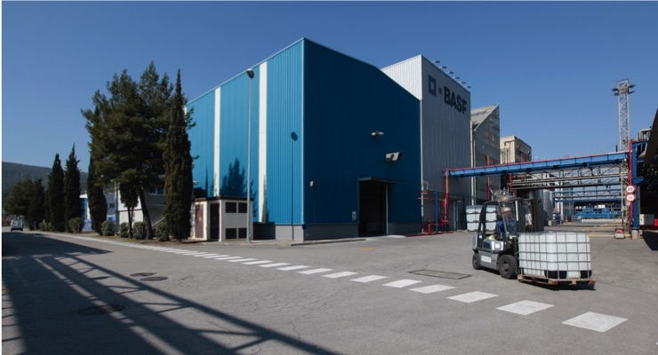 BASF Expanding Polyurethane Dispersion Business in Europe