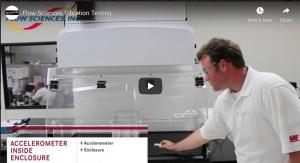 Flow Sciences Vibration Testing