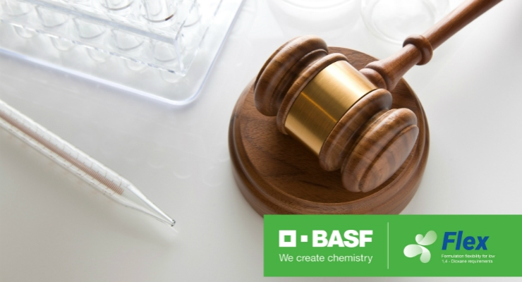 BASF Expands Low 1,4-Dioxane Line
