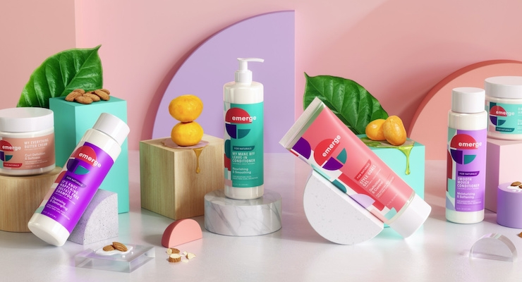 Unilever and Sundial Brands Announce New Hair Care Brand