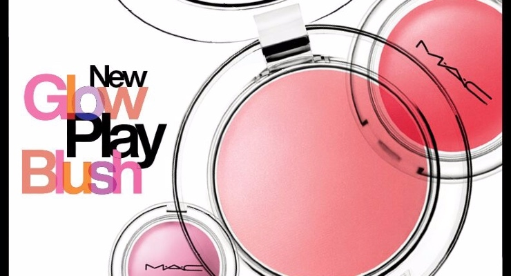 MAC's New Glow Play Blush