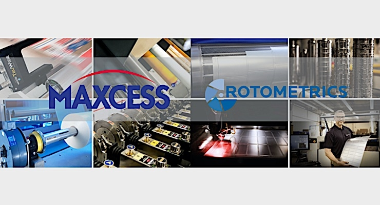 Maxcess and RotoMetrics merge