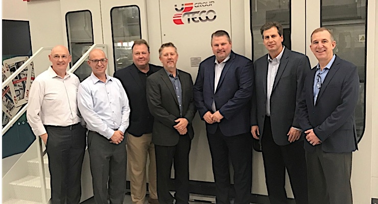 Bingham Flexo Services teams with Uteco