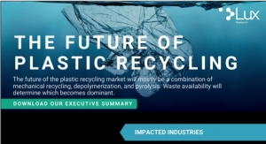 In the Future of Plastic Recycling, No Singular Technology Will Dominate