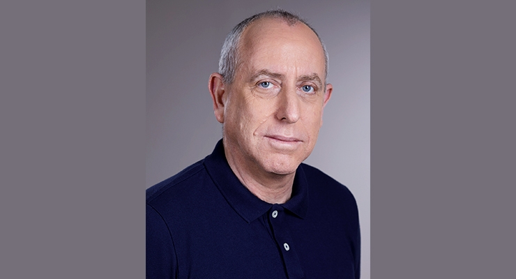 Asher Levy Named Active Chairman of Landa Digital Printing
