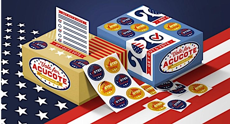 Acucote expands portfolio of promotional materials