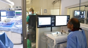 Robocath Completes First Robotic Coronary Angioplasties in Africa