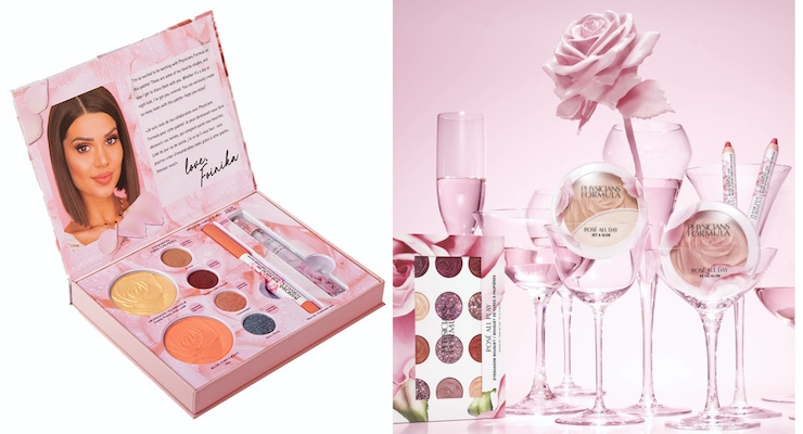 Physicians Formula Recruits Influencer To Promote New Rosé Franchise
