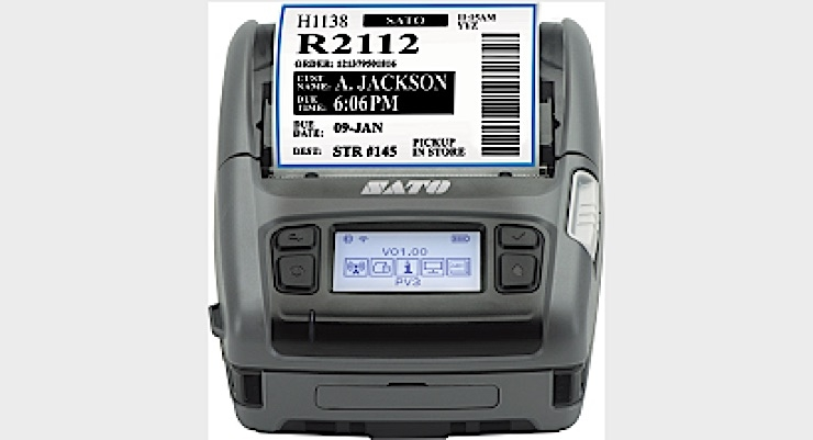 Sato America launches new thermal printer