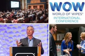 Registration Opens for World of Wipes Conference